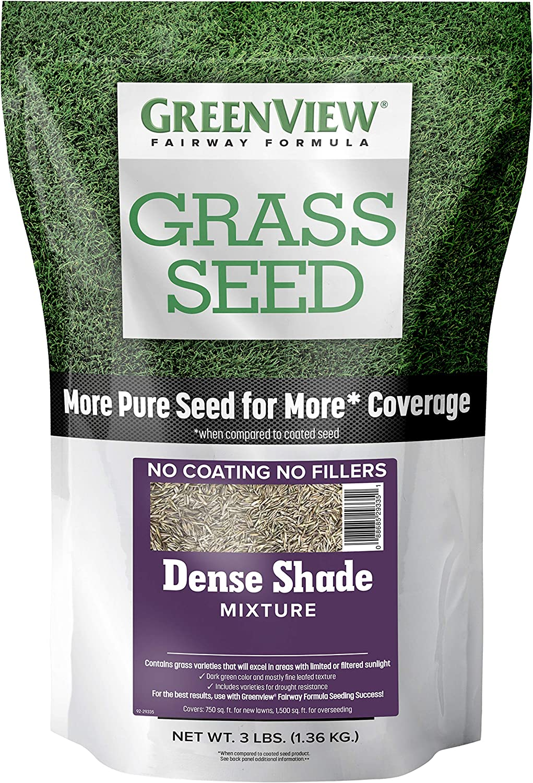 GreenView 2829342 Dense Sales Shade Mixture Fairway Surprise price Formula Seed Grass
