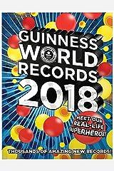 Guinness World Records 2018 Hardcover