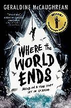 表紙: Where the World Ends (English Edition)   Geraldine McCaughrean