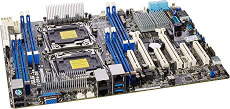 ASUS Z10PA-D8(ASMB8-IKVM) Dual LGA2011-v3/ Intel C612 PCH/ DDR4/ SATA3&USB3.0/ M.2/ V&2GbE/ SSI EED Server Motherboard