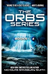ORBS: The Complete Four Book Series (A Sci-Fi First Contact Thriller) Kindle Edition