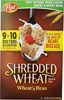 post shredded wheat & bran