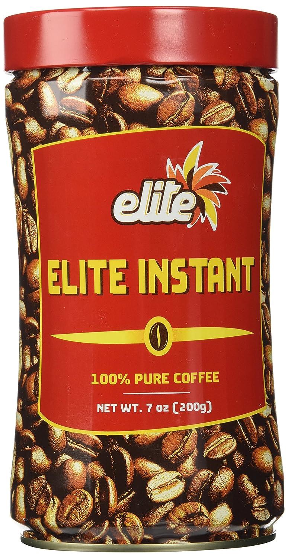 Elite Instant Coffee 7oz. 1 NEW Now on sale
