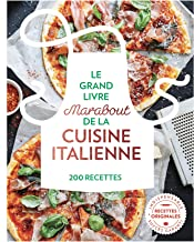 Le grand livre Marabout de la cuisine italienne
