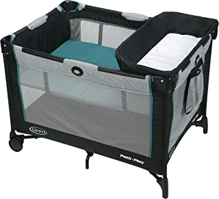 Graco Pack 'n Play Simple Solutions Playard   Includes Integrated Diaper Changer, Darcie
