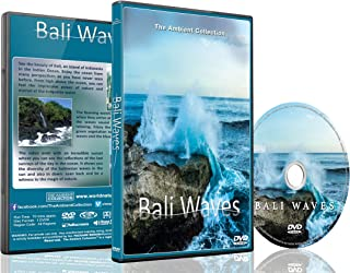 Relaxing Ocean DVD - Bali Ocean Waves - Aerial View of Spectacular Bali Beaches and Waves with Sea and Ocean Sounds