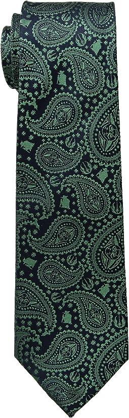 Cufflinks Inc. Yoda Paisley Tie