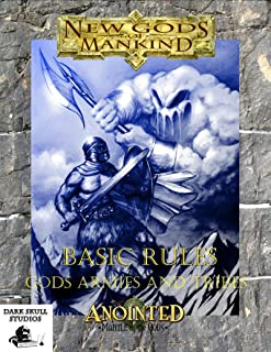Basic Rules: Gods, Armies and Tribes (New Gods of Mankind Book 0)