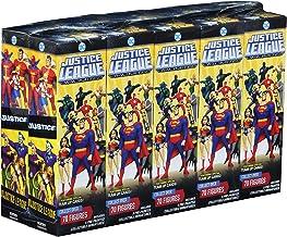 WizKids DC HeroClix Justice League Unlimited Booster 10ct Brick