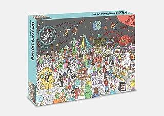 Where's Bowie? 500 piece jigsaw puzzle