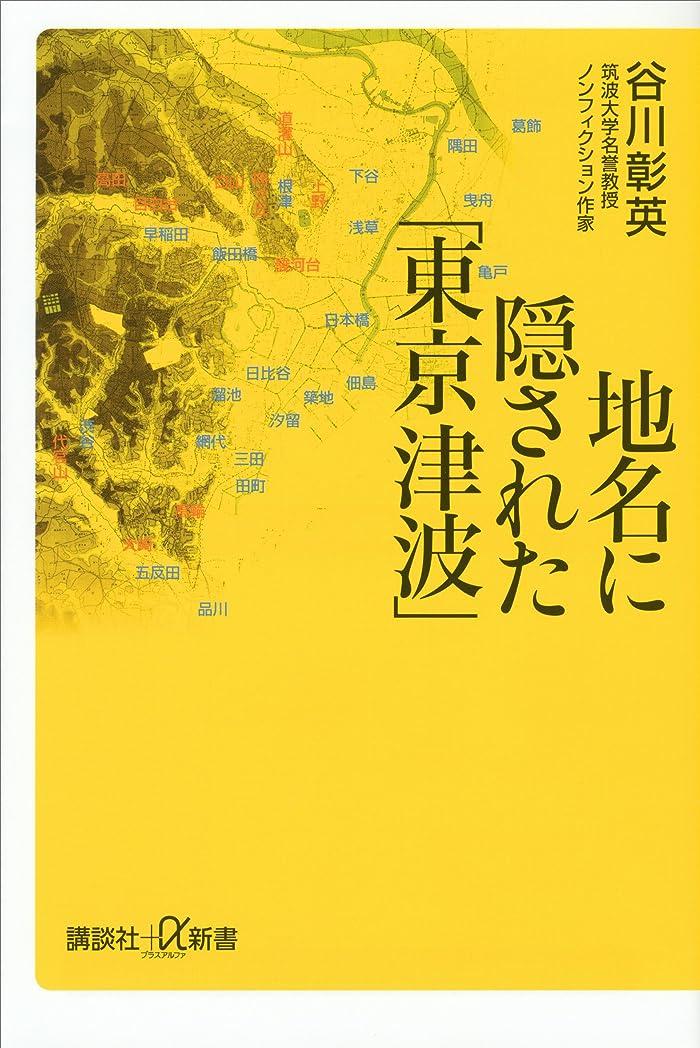 スラム無効にするグリーンバック地名に隠された「東京津波」 (講談社+α新書)