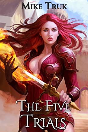The Five Trials (Tsun-Tsun TzimTzum Book 1) (English Edition)