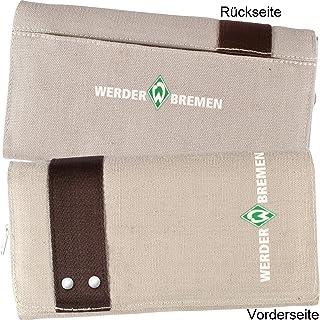 """Werder Bremen Damen-Geldbörse """"Beige"""" WB Fanartikel"""
