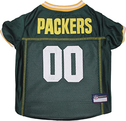 competitive price 5b3fc ac7b1 Amazon.ae: pets-first-nfl-green-bay-packers-pet-collar-small