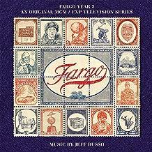 Fargo Series 3 (Gatefold sleeve) [180 gm 2LP black vinyl] [Vinilo]