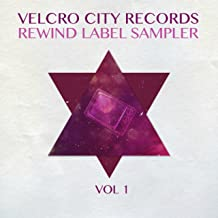 Velcro City Records Rewind Label Sampler Vol 1
