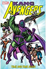 Avengers: Kang - Time And Time Again (Avengers (1963-1996)) Kindle Edition