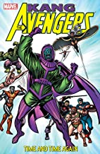 Avengers: Kang - Time And Time Again (Avengers (1963-1996))