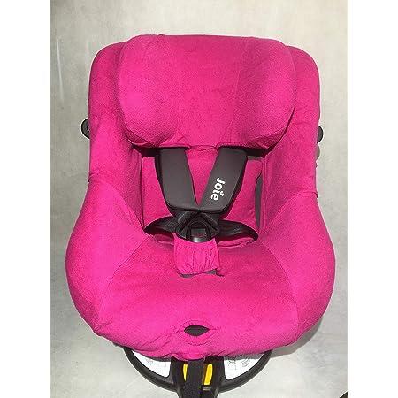Sommerbezug Schonbezug Für Joie Spin 360 Gt Und I Spin 360 Frottee 100 Baumwolle Pink Baby