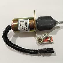 OFFERPARTS 3935649 5.9L 8.3L Diesel Fuel Shut Off Solenoid 12V For Motorhome Ford Freighliner
