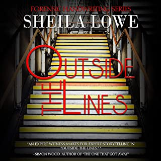 Outside the Lines: Forensic Handwriting Series, Book 6