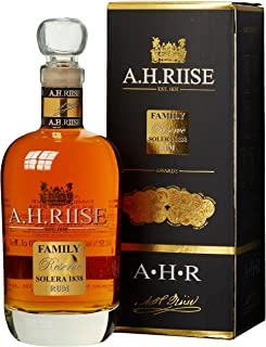 A.H. Riise Family Reserve Solera 1838 25 Jahre Rum 1 x 0.7 l