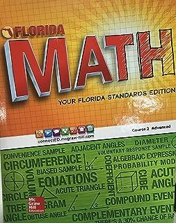 Florida MATH: Your Florida Standards Edition - Course 2 Advanced