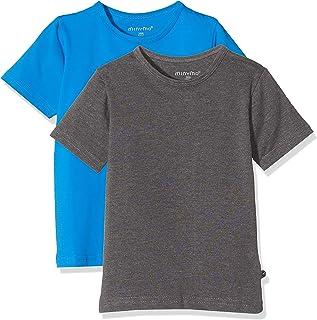 116//122 Valtra T-Shirt Jungs rot Größe 104//110