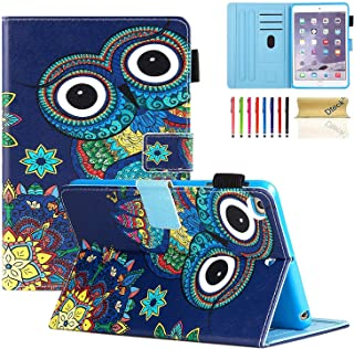 Dteck iPad Mini 5/4/3/2/1 Case - Slim Fit Premium PU Leather Folio Stand Wallet Magnetic Cover with Auto Sleep/Wake Smart ...