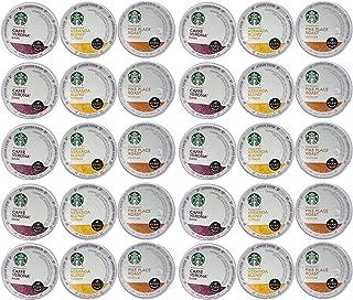 Starbucks Coffee K-Cups for Keurig Brewer 30 Piece Variety Pack