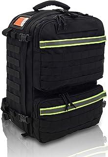 Elite Bags QVM-00065/08 - Paramed'S Mochila Táctico-Sanitaria De Rescate, Negro