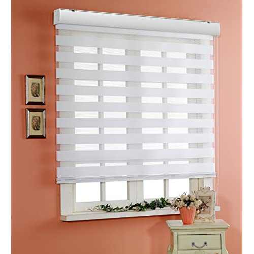 White Wooden Blinds Amazoncouk