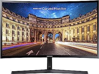 Samsung C24F396FHR Curved Monitor, 60,9 cm (24 inch), Energieklasse A, zwart