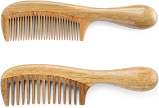 Best wooden hair comb Reviews