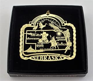 nebraska ornament