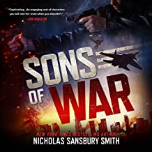 Sons of War: A Post-Apocalyptic War Thriller (The Sons of War Series, Book 1)
