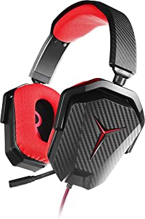 Lenovo GXD0L03746 Y Gaming Stereo Headset - Black/Red