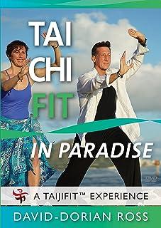 Tai Chi Fit in Paradise – Tudo novo 2018 com David-Dorian Ross (YMAA) Beginner Tai Chi na praia DVDNew