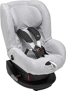 Kinder Autostuhl Universal Schonbezug mit Kopfstützenbezug Gruppe 1+ für 3 Punkt Gurtsystem