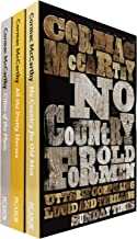 Border Trilogy Series Collection 3 Books Set By Cormac McCarthy (Cities of the Plain, All the Pretty Horses, No Country fo...