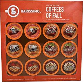Barissimo Limited Edition Coffees of Fall Flavored Single Serve Cups