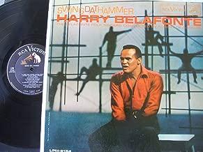 HARRY BELAFONTE - SWING DAT HAMMER- RCA 2S/3S