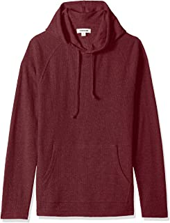 Goodthreads Men's Long-Sleeve Slub Thermal Pullover Hoodie