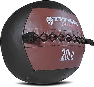 Titan Soft Wall Ball Medicine 6-30 lb Core Workout Cardio Muscle Exercises