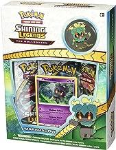Pokemon Sun & Moon 3.5 Shining Legends Marshadow Pin Collection
