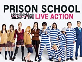 Prison School: Live Action (Original Japanese Version)