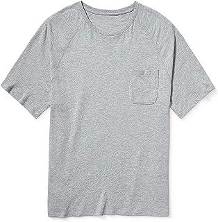 Amazon Essentials Men's Big & Tall Short-Sleeve Slub Raglan Crew T-Shirt Shirt