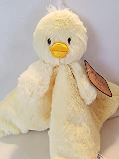 BABY DUCK BLANKIE with RATTLE by K.luxe baby