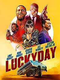 Nina Dobrev, Luke Bracey and Crispin Glover Star in LUCKY DAY on Blu-ray, DVD, Digital Dec. 10 from Lionsgate