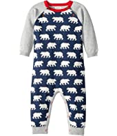 Hatley Kids - Polar Bear Herd Mini Sweater Romper (Infant)